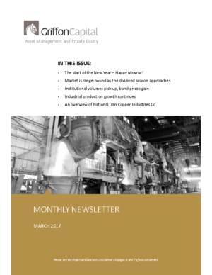 Griffon Monthly March 2017